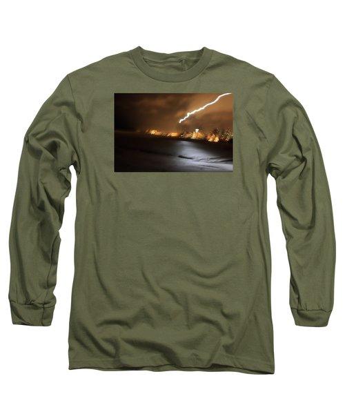 Beach Night 4 Long Sleeve T-Shirt