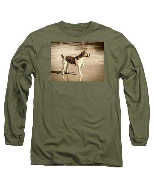 Beach Ready Long Sleeve T-Shirt