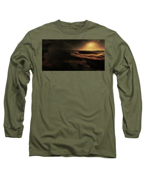 Beach Tree Long Sleeve T-Shirt