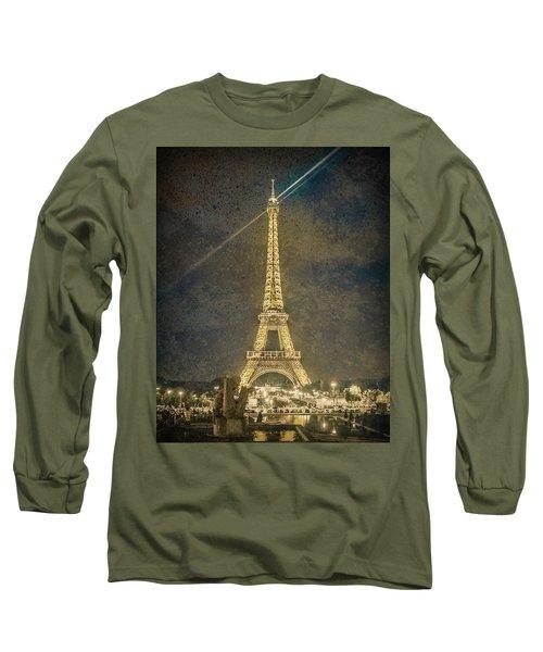 Paris, France - Beacon Long Sleeve T-Shirt