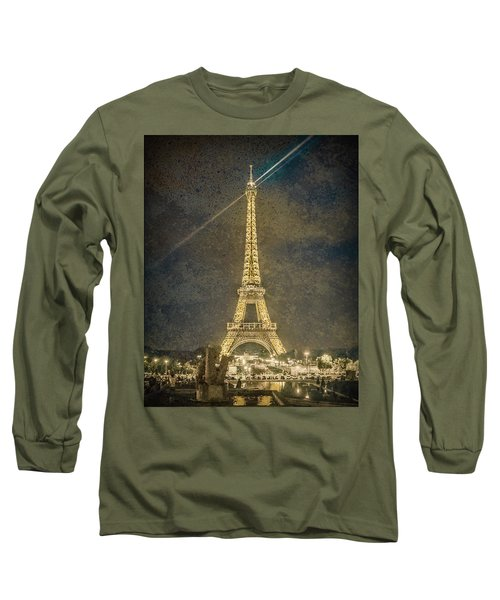 Paris, France - Beacon Long Sleeve T-Shirt