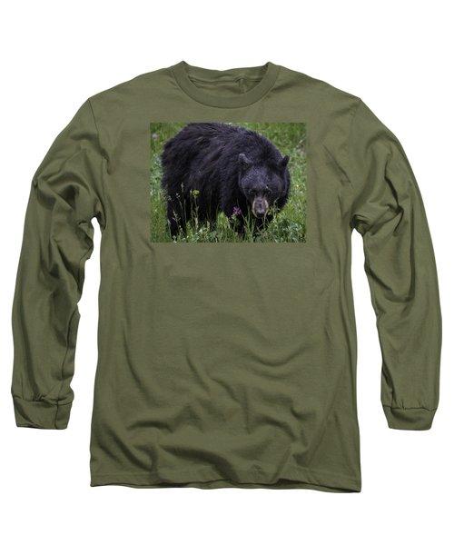 Bear Gaze Long Sleeve T-Shirt