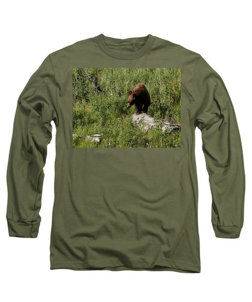 Bear1 Long Sleeve T-Shirt