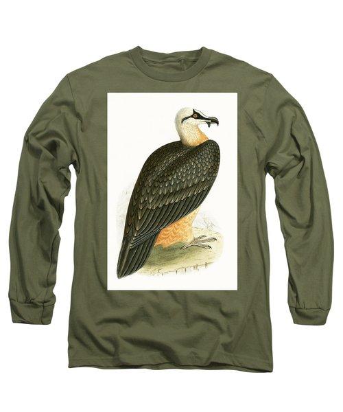 Bearded Vulture Long Sleeve T-Shirt