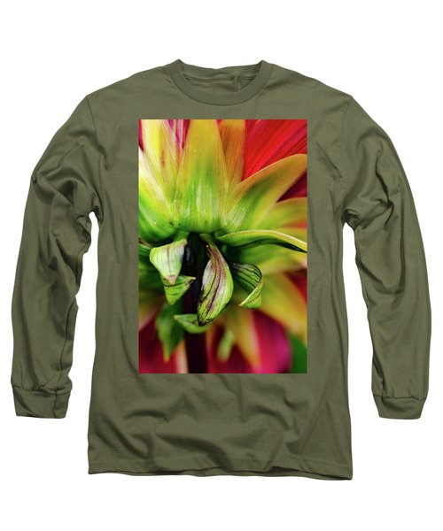 Beautiful Backside Long Sleeve T-Shirt