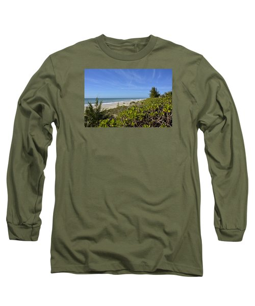 Beautiful Beachy Afternoon Long Sleeve T-Shirt