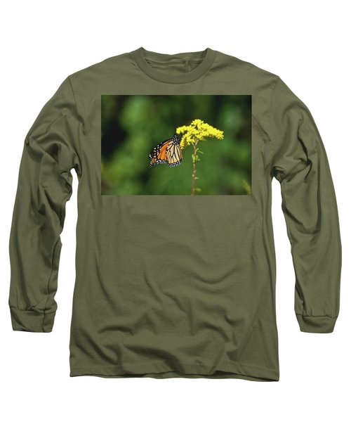 Beautiful Combination Long Sleeve T-Shirt