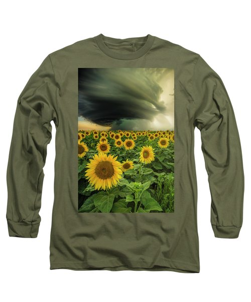Beautiful Destruction  Long Sleeve T-Shirt