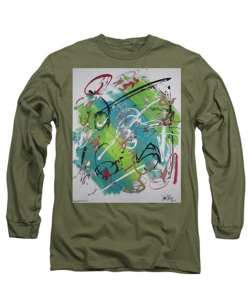 Beautiful Noise Long Sleeve T-Shirt