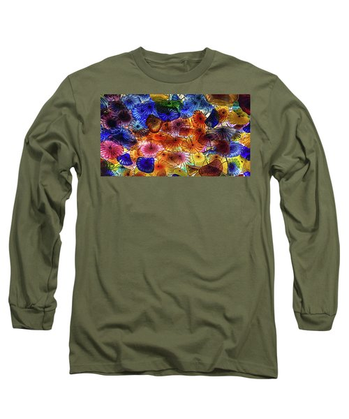 Long Sleeve T-Shirt featuring the photograph Beauty All Around Us by Michael Rogers