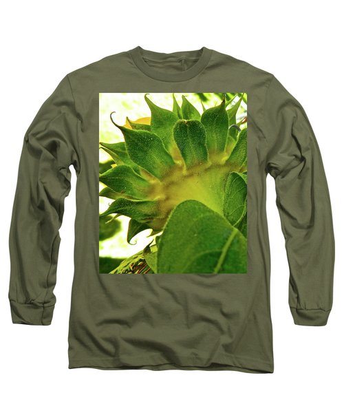Beauty Beneath Long Sleeve T-Shirt