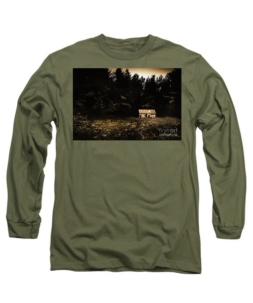 Beauty In Dilapidation Long Sleeve T-Shirt