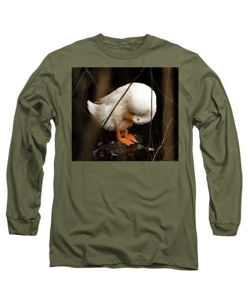 Beauty In Motion Long Sleeve T-Shirt
