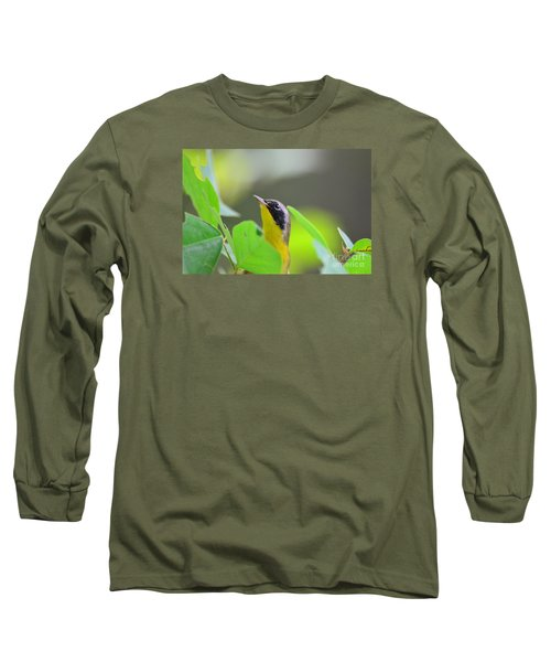 Beauty Long Sleeve T-Shirt by Kathy Gibbons