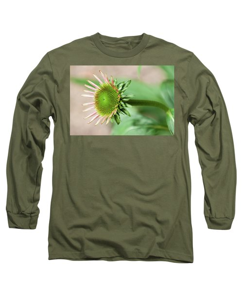 Becoming Echinacea - Long Sleeve T-Shirt