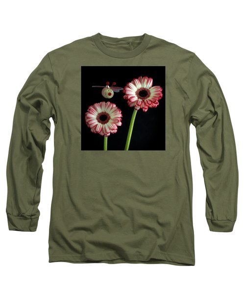 Bee Happy Long Sleeve T-Shirt