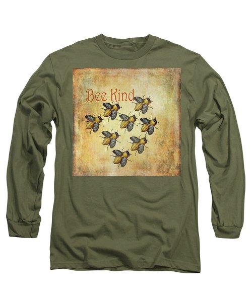 Bee Kind Long Sleeve T-Shirt
