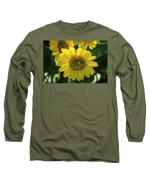 Bee's Work Is Never Done Long Sleeve T-Shirt