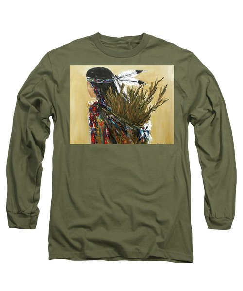 Before Cooking Long Sleeve T-Shirt