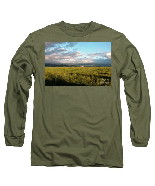 Before The Rainbow Long Sleeve T-Shirt