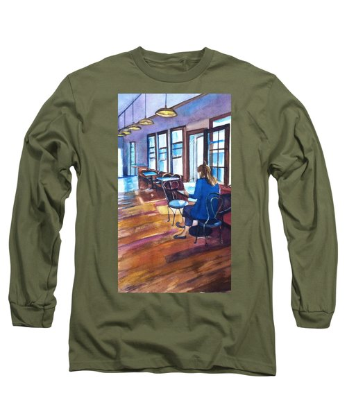 Before The Rush Long Sleeve T-Shirt