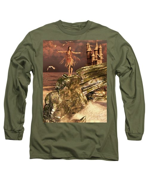 Before The Sun Sets Long Sleeve T-Shirt