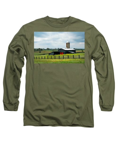 Before Therain Long Sleeve T-Shirt