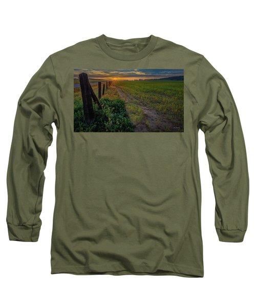 Beginning Long Sleeve T-Shirt