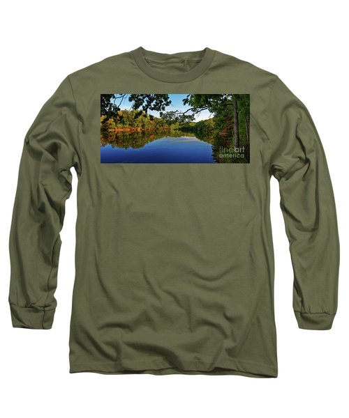 Beginning To Look Like Fall Long Sleeve T-Shirt