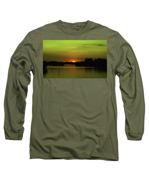 Behind The Horizon Long Sleeve T-Shirt