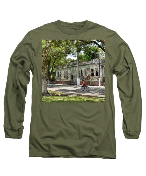 Belmonte - #bahia - #brasil #ig_brazil Long Sleeve T-Shirt