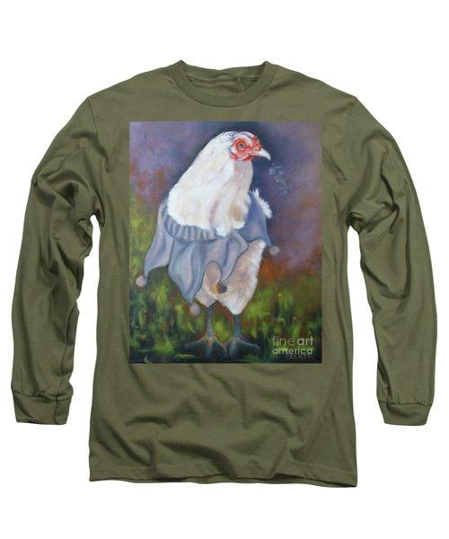 Beloved Chicken Long Sleeve T-Shirt