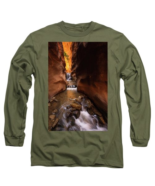 Long Sleeve T-Shirt featuring the photograph Beloved by Dustin LeFevre