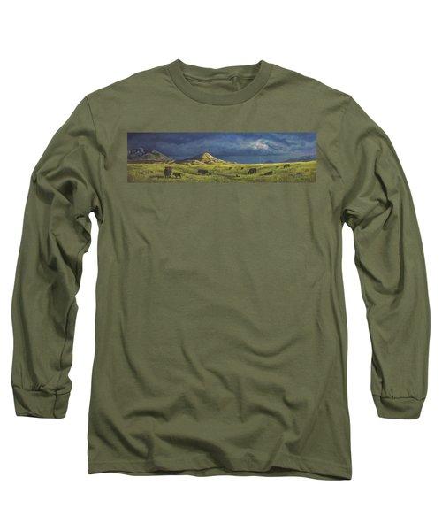 Belt Butte Spring Long Sleeve T-Shirt