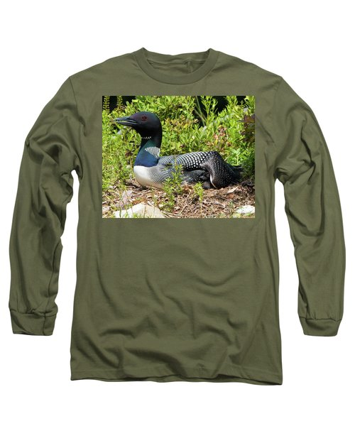 Beneath My Wing Long Sleeve T-Shirt