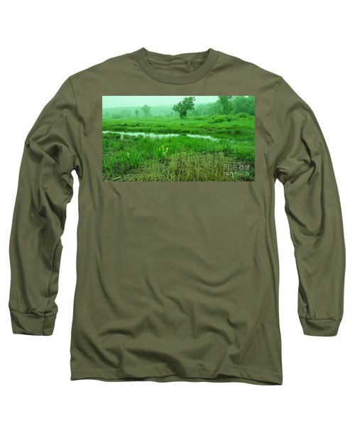 Beneath The Clouds Long Sleeve T-Shirt