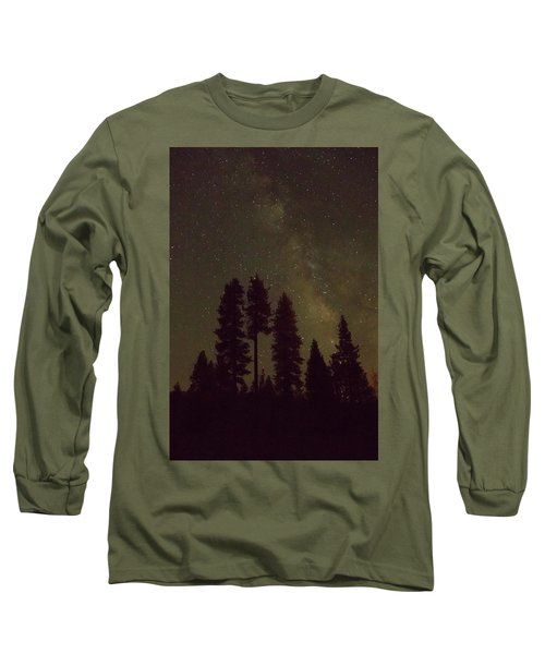 Beneath The Stars Long Sleeve T-Shirt