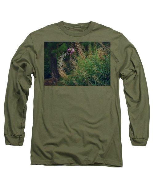 Bent  Long Sleeve T-Shirt