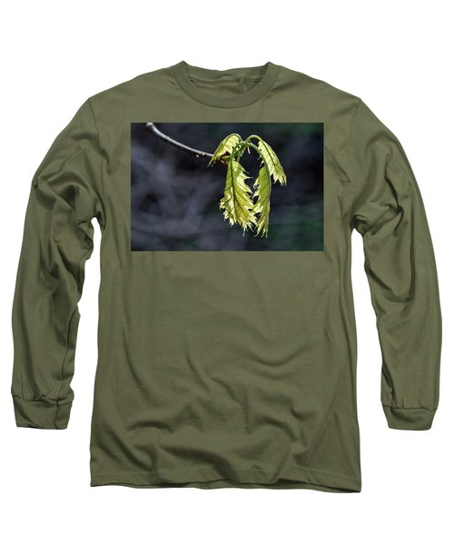 Bent On Growing - Long Sleeve T-Shirt
