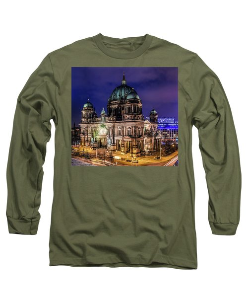 Berlin Cathedral Long Sleeve T-Shirt