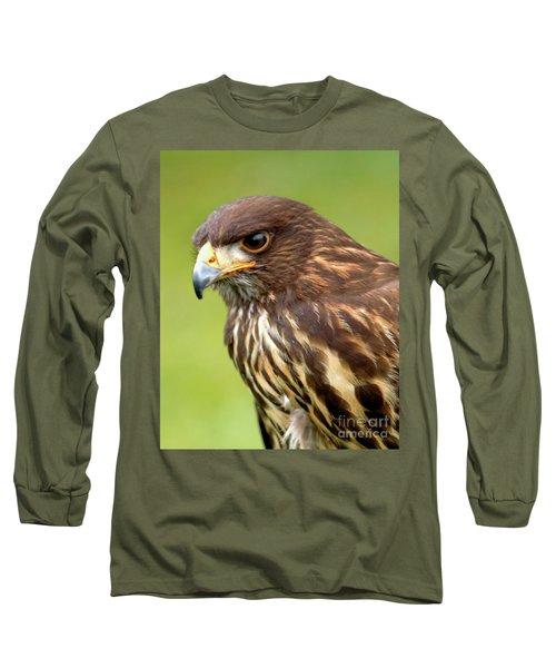 Beware The Predator Long Sleeve T-Shirt