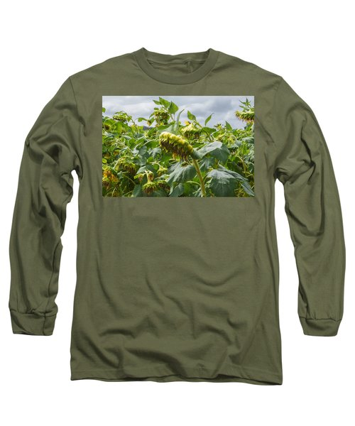 Beyond The Bloom Long Sleeve T-Shirt by Arlene Carmel