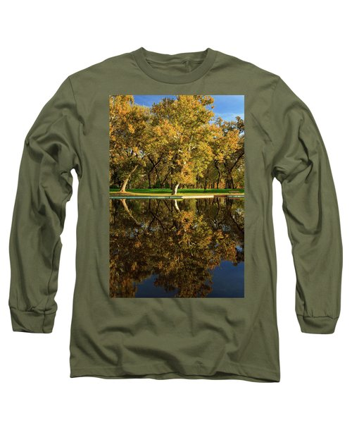 Bidwell Park Reflections Long Sleeve T-Shirt