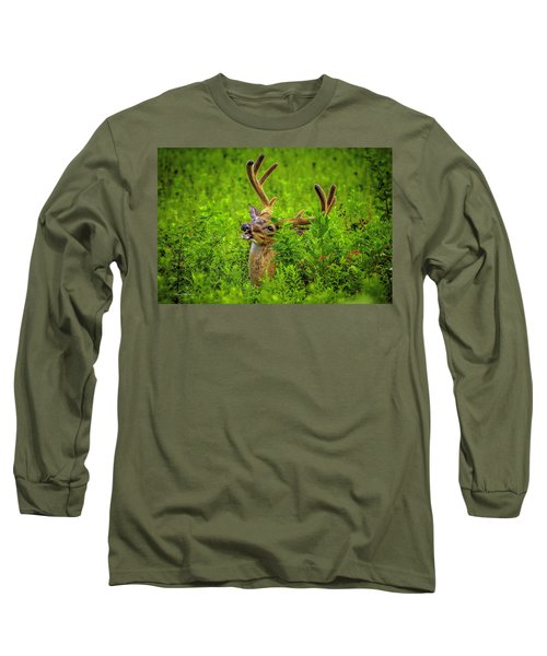 Big Eight #1 Long Sleeve T-Shirt
