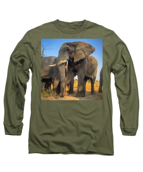 Big Guy Long Sleeve T-Shirt