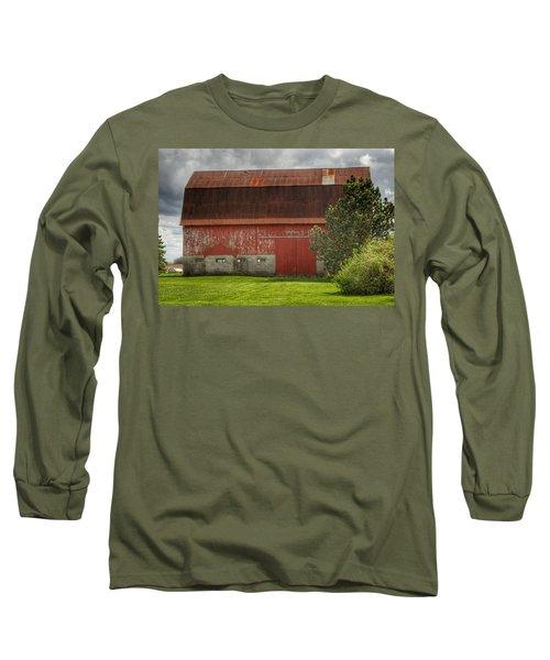 0005 - Big Red Iv Long Sleeve T-Shirt