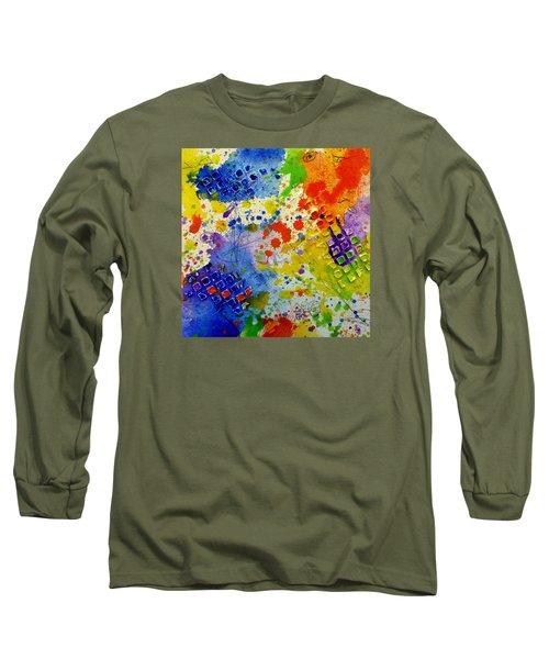 Big Risk, Big Life Long Sleeve T-Shirt