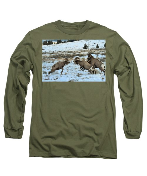 Bighorn Clash Long Sleeve T-Shirt