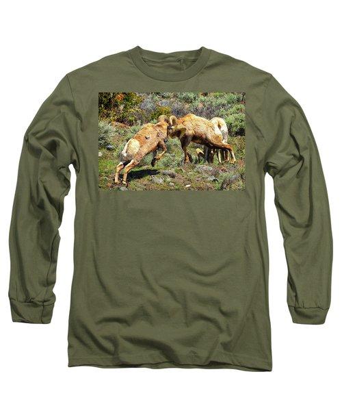 Bighorn Contact Long Sleeve T-Shirt