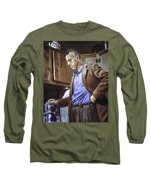 Bill Wilson Long Sleeve T-Shirt